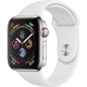 Apple Watch 4 4G+ 44mm Alu silver