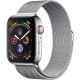 Apple Watch 4 4G+ 44mm Steel Milanese