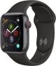 Apple Watch 4 4G+ 44mm Alu space grau